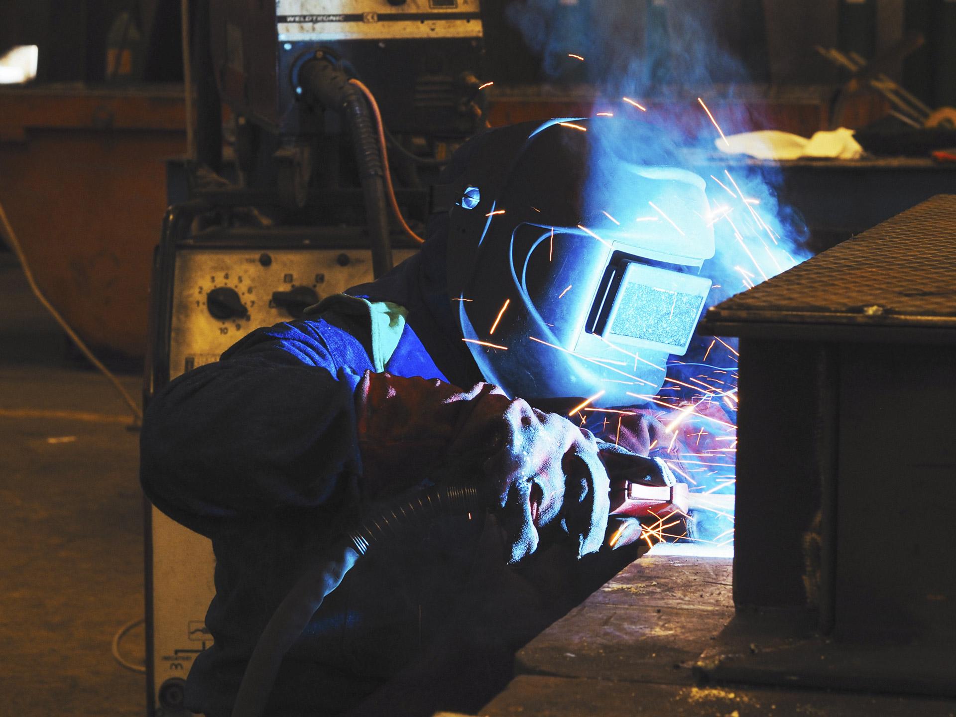 Servicios mecánicos y calderería, nuestro fuerte